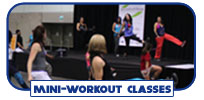 Mini-workout classes