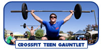 CrossFit Teen Gauntlet