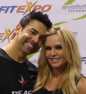 Tamra & Eddie Judge